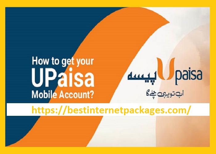 How To Create UPaisa Account
